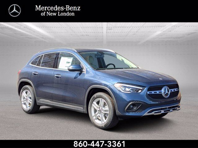 2021 Mercedes-Benz GLA GLA 250 4MATIC® SUV New London CT