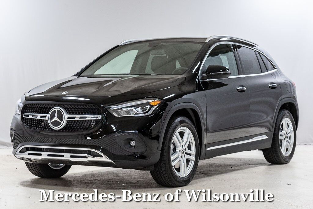 2021 Mercedes-Benz GLA GLA 250 4MATIC® SUV Wilsonville OR