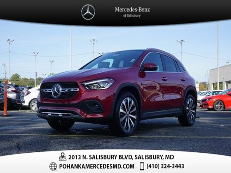 2021_Mercedes-Benz_GLA_GLA 250 4MATIC®_ Salisbury MD