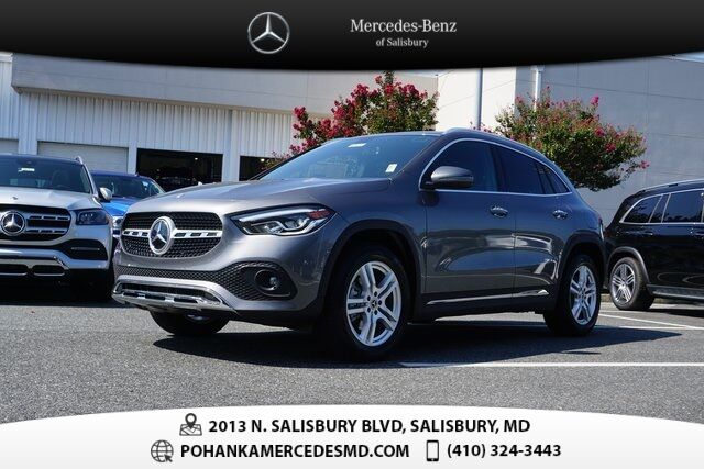 2021 Mercedes-Benz GLA GLA 250 4MATIC® Salisbury MD