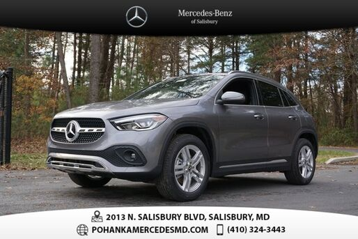 2021_Mercedes-Benz_GLA_GLA 250 4MATIC®_ Salisbury MD
