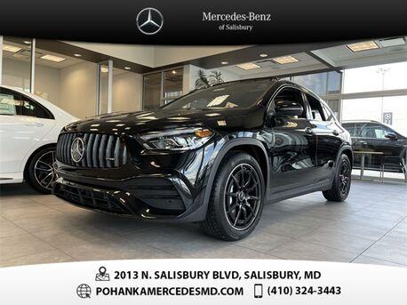 2021_Mercedes-Benz_GLA_GLA 35 AMG 4MATIC®_ Salisbury MD