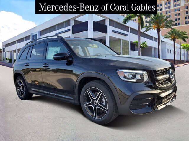 2021 Mercedes-Benz GLB 250 4MATIC® SUV Coral Gables FL