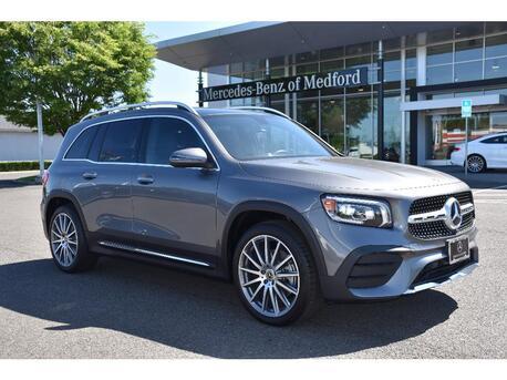 2021_Mercedes-Benz_GLB 250 4MATIC® SUV__ Medford OR