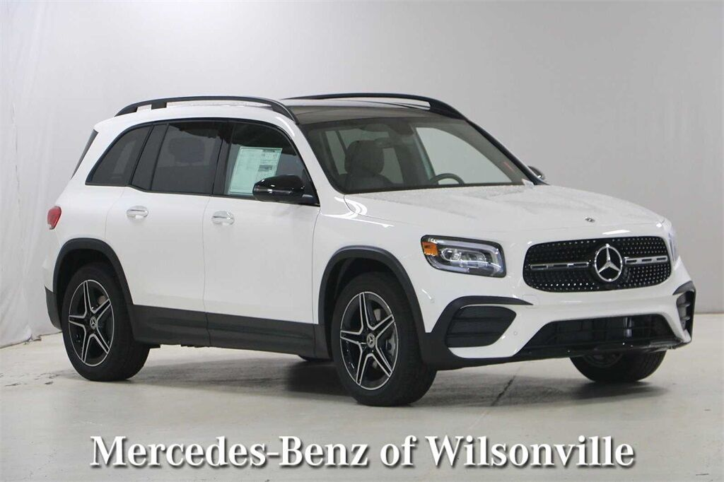 2021 Mercedes-Benz GLB 250 4MATIC® SUV Wilsonville OR