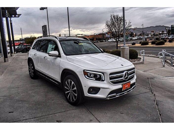 2021 Mercedes-Benz GLB 250 4MATIC® SUV El Paso TX
