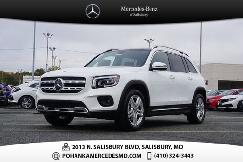 2021_Mercedes-Benz_GLB_GLB 250 4MATIC®_ Salisbury MD