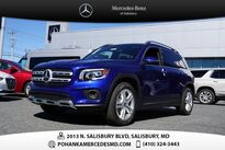 Mercedes-Benz GLB GLB 250 4MATIC® 2021