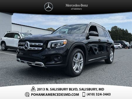 2021_Mercedes-Benz_GLB_GLB 250 4MATIC®_ Salisbury MD