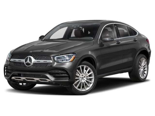 2021 Mercedes-Benz GLC 300 4MATIC Coupe El Paso TX