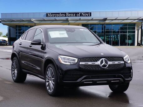 2021_Mercedes-Benz_GLC_300 4MATIC® Coupe_  Novi MI