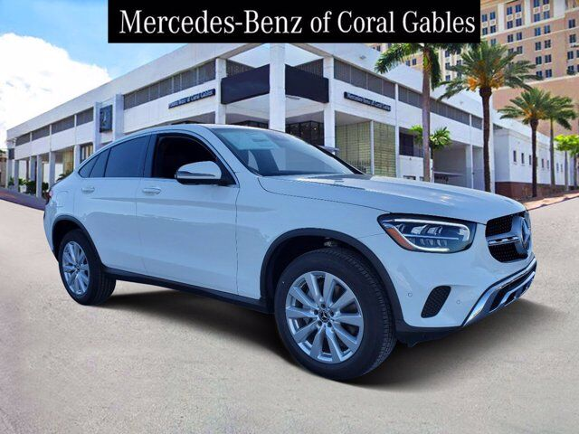 2021 Mercedes-Benz GLC 300 4MATIC® Coupe # MF917964 Coral Gables FL