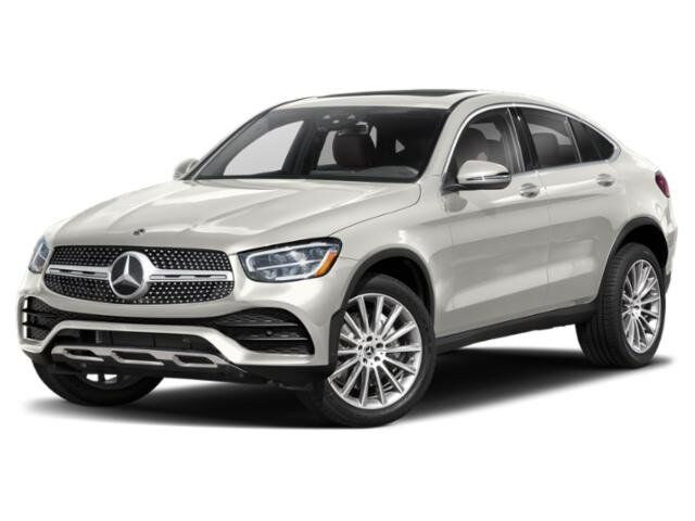 2021 Mercedes-Benz GLC 300 4MATIC® Coupe El Paso TX