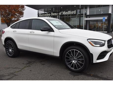 2021_Mercedes-Benz_GLC_300 4MATIC® Coupe_ Medford OR