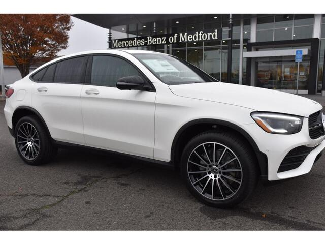 2021 Mercedes-Benz GLC 300 4MATIC® Coupe Medford OR