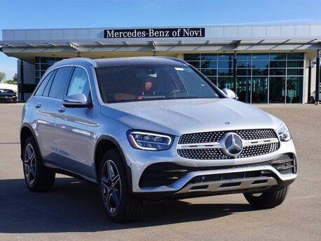 2021_Mercedes-Benz_GLC_300 4MATIC® SUV_  Novi MI