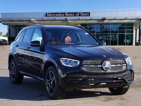 2021_Mercedes-Benz_GLC_300 4MATIC® SUV_  Novi MI