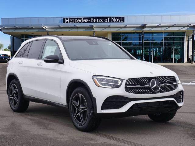 2021 Mercedes-Benz GLC 300 4MATIC® SUV  Novi MI