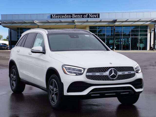 2021 Mercedes-Benz GLC 300 4MATIC® SUV  Novi MI