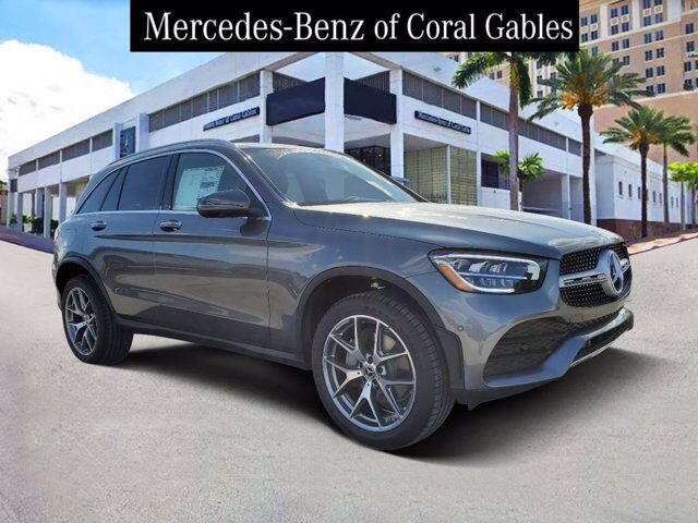 2021 Mercedes-Benz GLC 300 4MATIC® SUV Coral Gables FL
