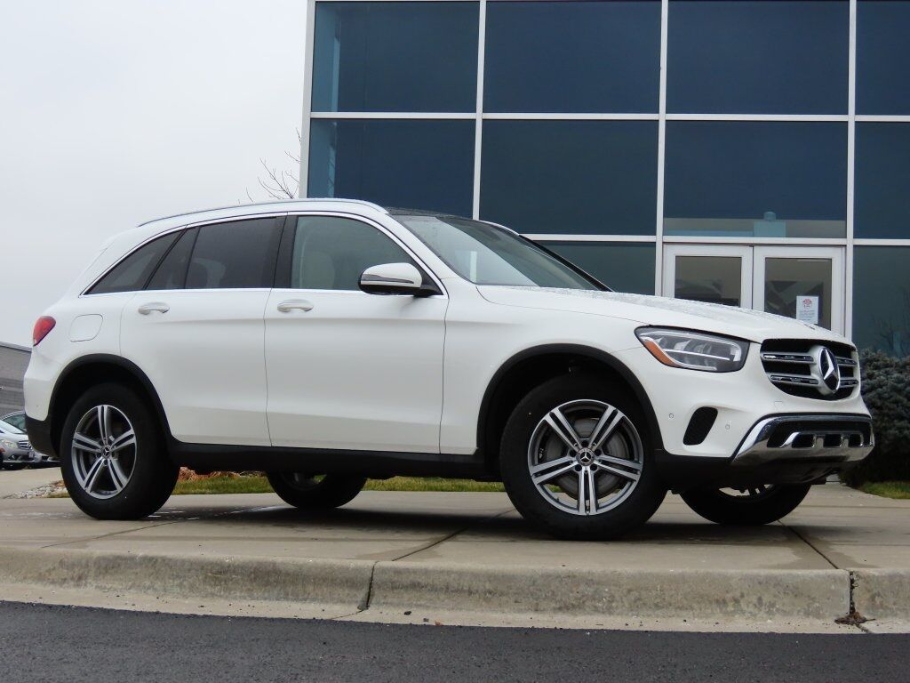 2021 Mercedes-Benz GLC 300 4MATIC® SUV Kansas City MO