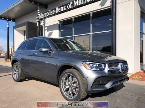 2021 Mercedes-Benz GLC 300 4MATIC® SUV Marion IL