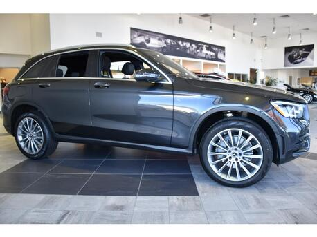 2021_Mercedes-Benz_GLC_300 4MATIC® SUV_ Medford OR