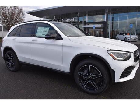 2021 Mercedes-Benz GLC 300 4MATIC® SUV Medford OR