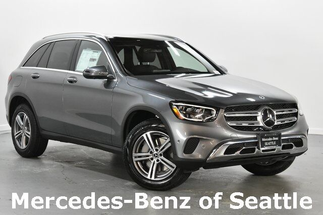 2021 Mercedes-Benz GLC 300 4MATIC® SUV Seattle WA