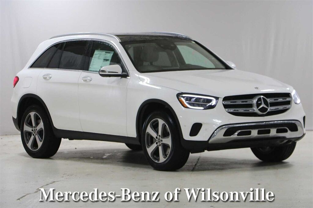 2021 Mercedes-Benz GLC 300 4MATIC® SUV Wilsonville OR