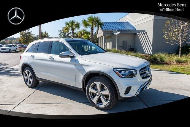 2021 Mercedes-Benz GLC 300 SUV Bluffton SC
