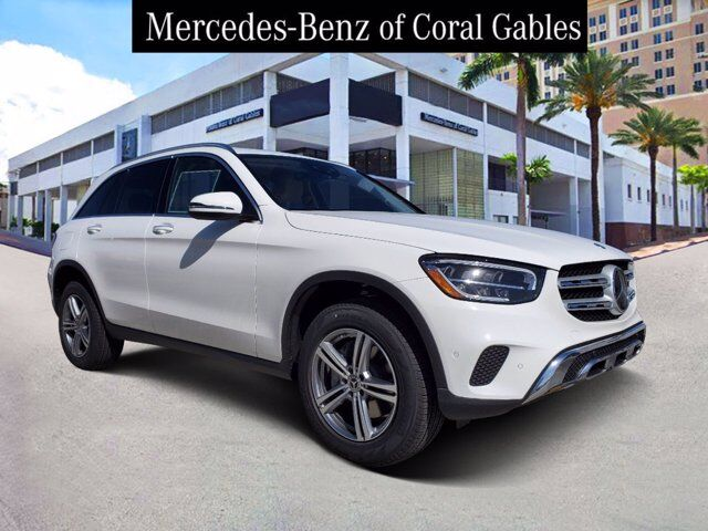 2021 Mercedes-Benz GLC 300 SUV # MV284244 Coral Gables FL