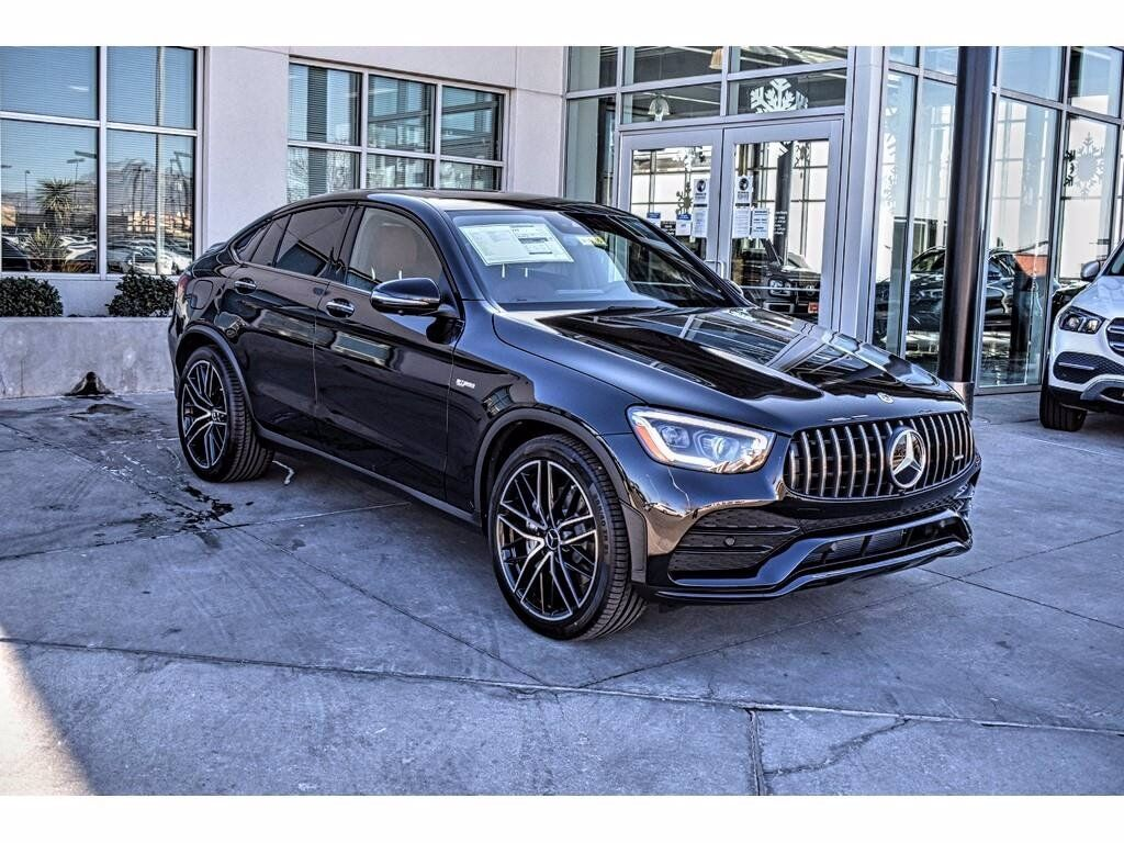 2021 Mercedes-Benz GLC AMG®  43 4MATIC® Coupe El Paso TX