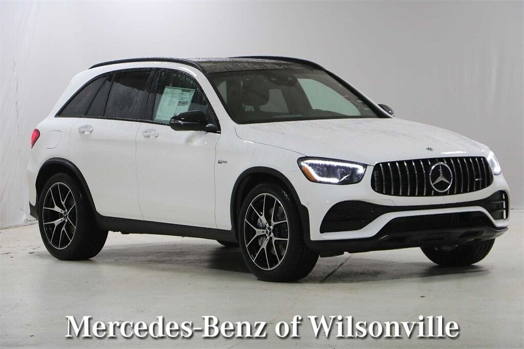 2021 Mercedes-Benz GLC AMG®  43 4MATIC® SUV Wilsonville OR