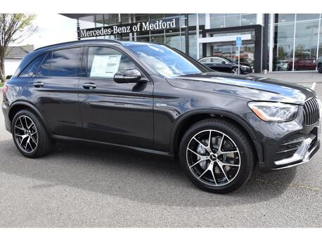 2021_Mercedes-Benz_GLC_AMG® 43 SUV_ Medford OR