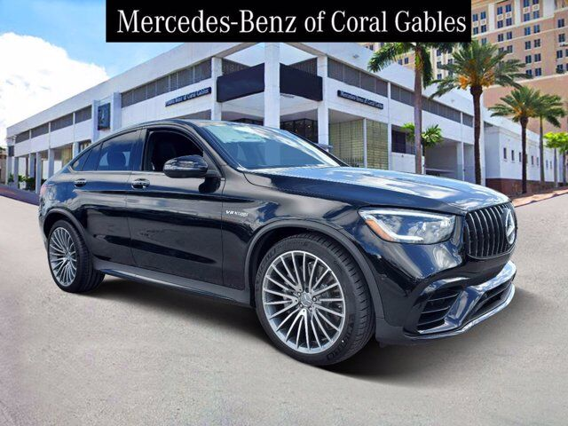 2021 Mercedes-Benz GLC AMG® 63 Coupe Coral Gables FL