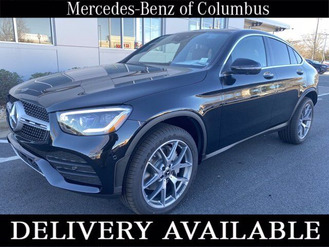 2021 Mercedes-Benz GLC GLC 300 4MATIC® Coupe Columbus GA