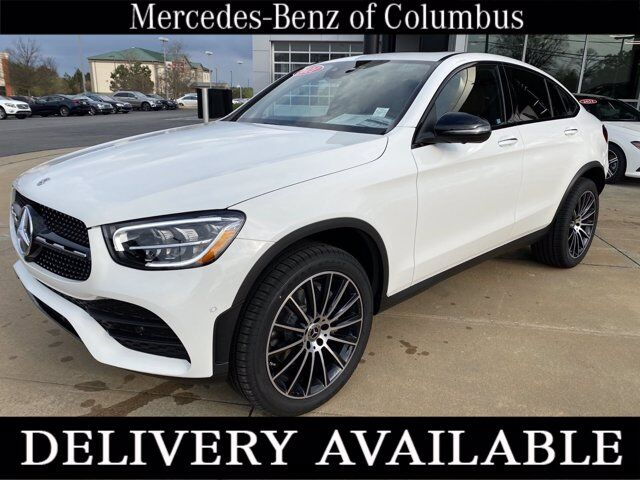 2021 Mercedes-Benz GLC 300 4MATIC® Coupe Columbus GA
