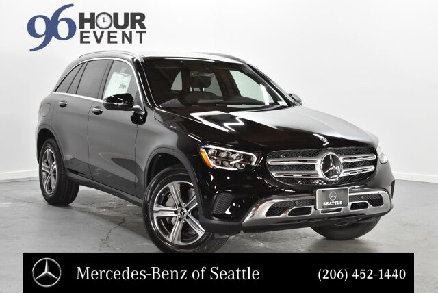 2021 Mercedes-Benz GLC GLC 300 4MATIC® SUV Seattle WA
