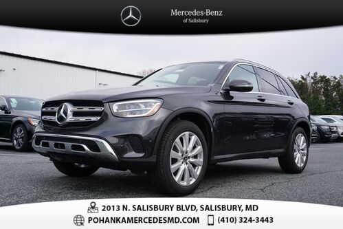 2021_Mercedes-Benz_GLC_GLC 300 4MATIC®_ Salisbury MD