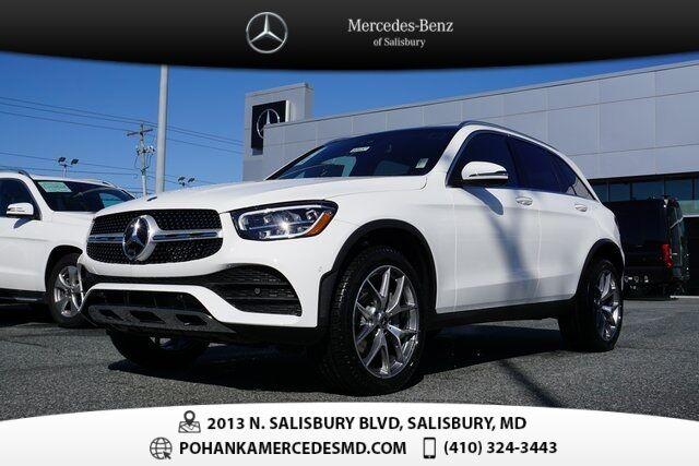 2021 Mercedes-Benz GLC GLC 300 4MATIC® Salisbury MD