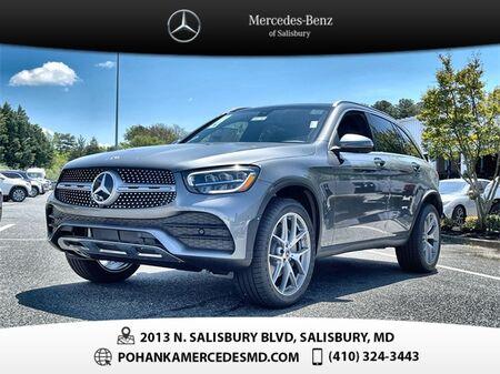 2021_Mercedes-Benz_GLC_GLC 300 4MATIC®_ Salisbury MD