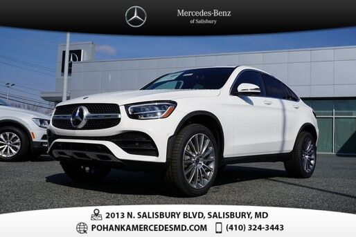 2021_Mercedes-Benz_GLC_GLC 300 Coupe 4MATIC®_ Salisbury MD