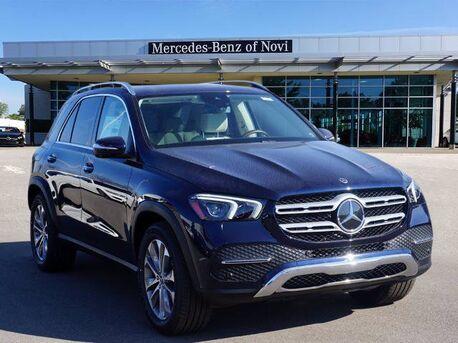 2021_Mercedes-Benz_GLE_350 4MATIC® SUV_  Novi MI