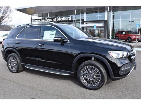 2021_Mercedes-Benz_GLE_350 4MATIC® SUV_ Medford OR