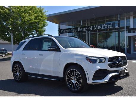 2021_Mercedes-Benz_GLE_350 4MATIC® SUV_ Medford OR