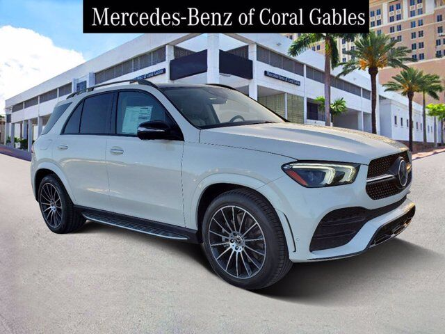 2021 Mercedes-Benz GLE 450 4MATIC® SUV Coral Gables FL