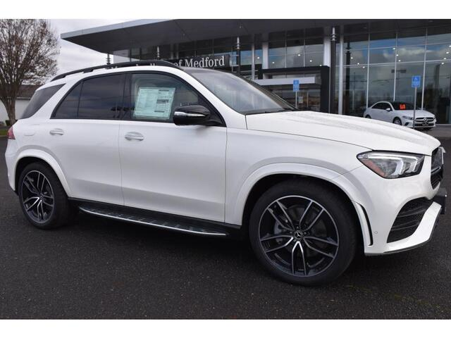 2021 Mercedes-Benz GLE 450 4MATIC® SUV  Medford OR