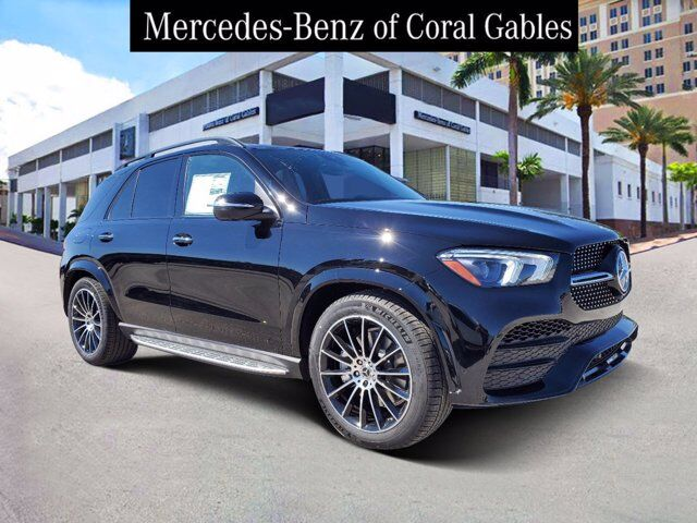 2021 Mercedes-Benz GLE 580 4MATIC® Sedan Coral Gables FL