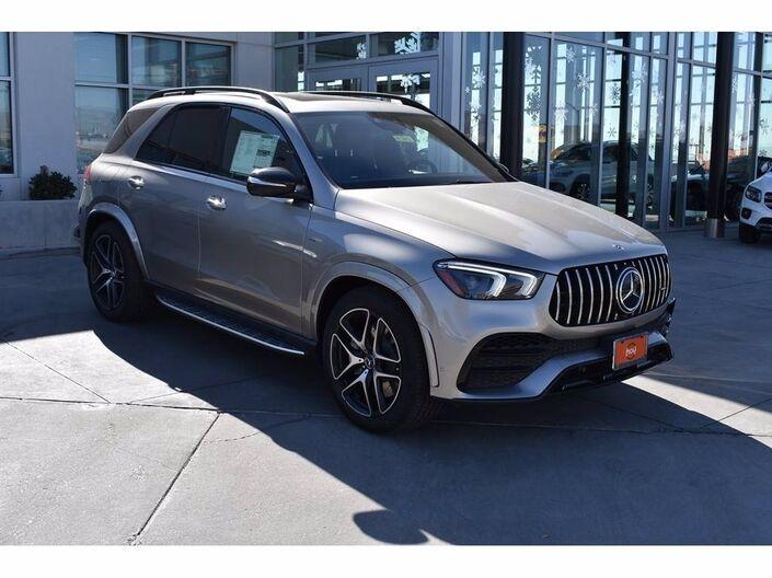 2021 Mercedes-Benz GLE AMG®  53 4MATIC® SUV El Paso TX